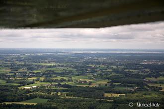 Photo: Nederland er flat, flat og atter flat, så 1500 ft her er ikke noe problem.