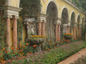 Photo: This is the Spanish Garden ...
