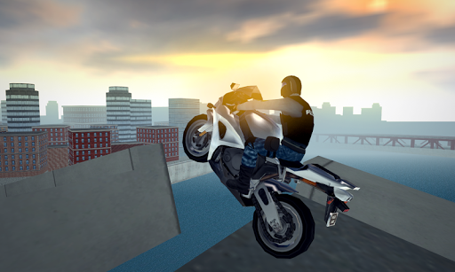 Police Motorcycle Crime Sim screenshot 7