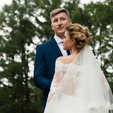 Wedding photographer Aleksandra Kharlamova (akharlamova). Photo of 23.09.2017