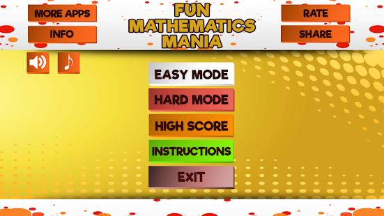 Забавная Математика Mania_2