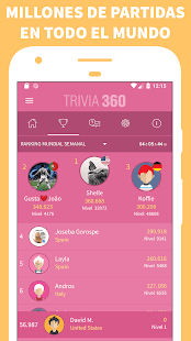 TRIVIA 360 Screenshot