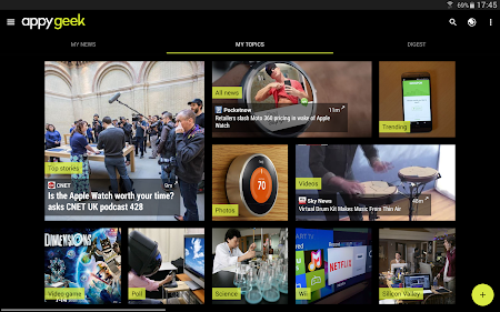 """Appy Geek -€"""" Tech news 5.1.3 screenshot 50235"""