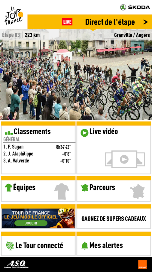 TOUR DE FRANCE 2016- screenshot