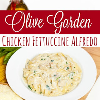Olive Garden Garlic Alfredo Recipes