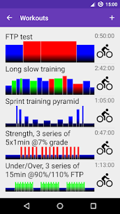 Indoor Cycling Workout 3