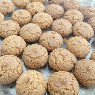 Amaretto Almond Cookies Recipes.