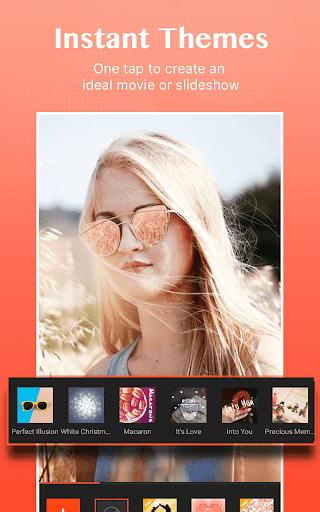 Video Maker with Music,Photos,Effect&Video Editor 1.5.0 screenshots 2
