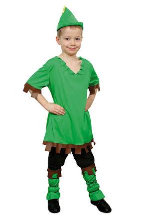 Barndräkt, Robin skogsman