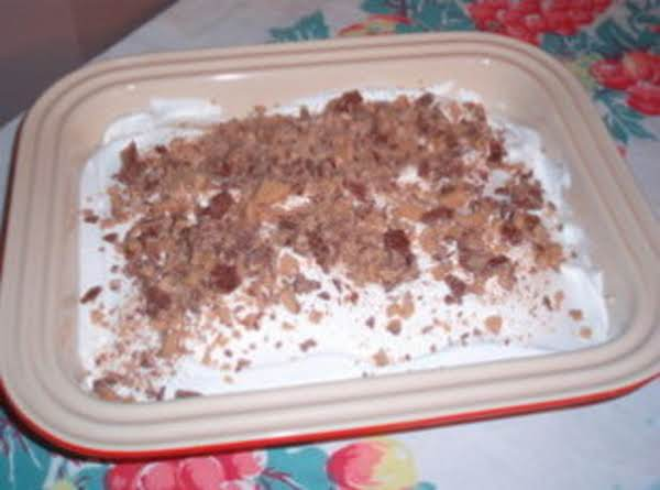 Toffee Delight Recipe