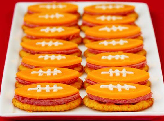 Football Bites Recipe