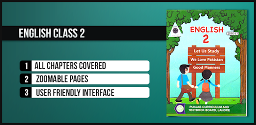 English for Class 2 - Apps on Google Play