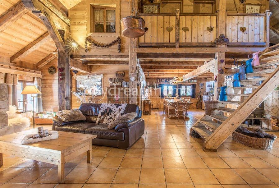 Vente chalet 14 pièces 550 m² à La Giettaz (73590), 1 490 000 €