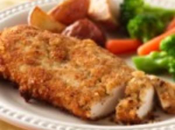 Breaded Ranch Chicken Recipe