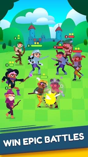 Heroes Battle: Auto-battler RPG  screenshots 11