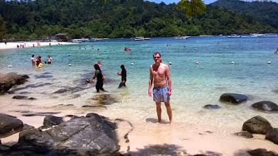 Photo: Tunku Abdul Rahman Marine Park - 20' od Kota Kinabalu