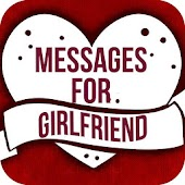 Love Messages for Girlfriend - Romantic Images