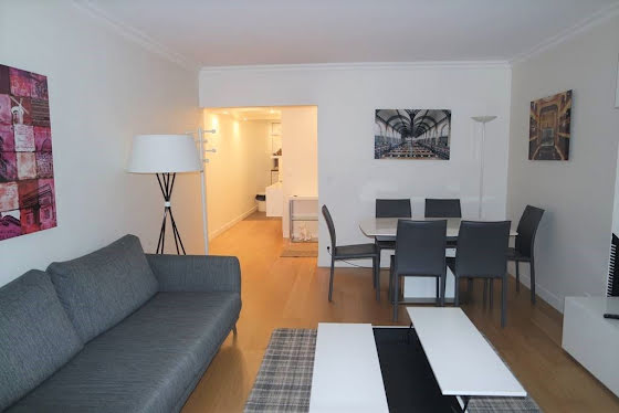 Location appartement meublé 4 pièces 90 m2