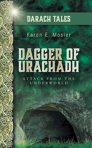 Dagger of Urachadh cover