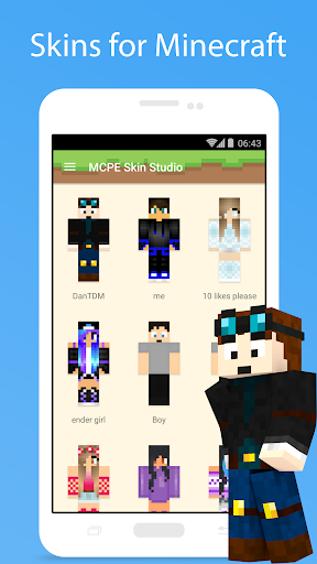 Skins for Minecraft  screenshots 1
