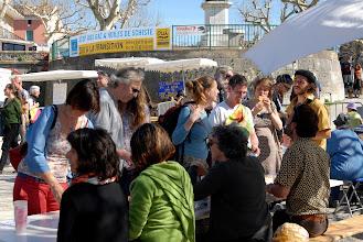 Photo: 1er Forum à la Transition énergétique & écologique - Collectif Ardèche - les 13/14 avril 2013 à Villeneuve-de-Berg 07 - © Olivier Sébart