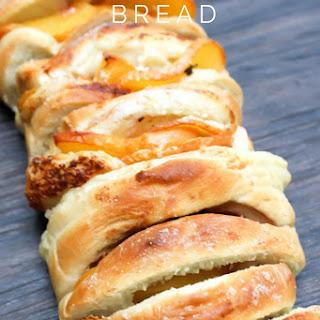 Peaches & Cream Bread.