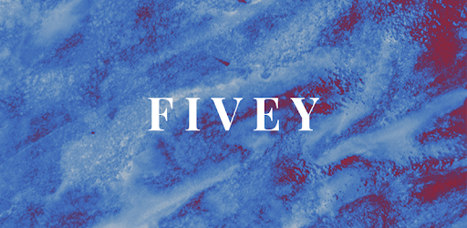 Fivey — 5000 French Words — Flashcards app for Android screenshot