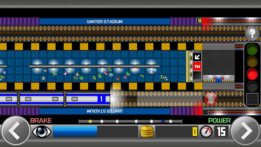 Subway Train Simulator 2D 2021 - metro driving sim screenshots 1