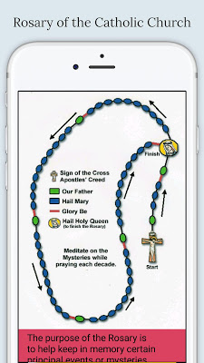 Holy Rosary - screenshot