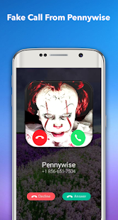 Fake Call from Pennywise Clown Prank - náhled