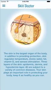 Skin Doctor Pocket Dermatology screenshot 1