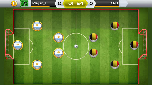 Futbol: Kick Soccer Game screenshot 3