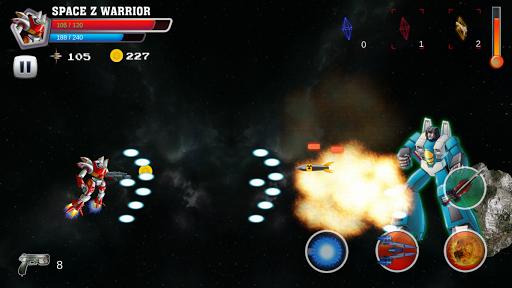 Robot Warrior apktram screenshots 23