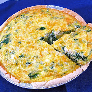Final Fantasy XIV Spinach Quiche