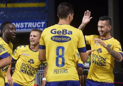 STVV liet Ruben Fernandes bijtekenen voor twee seizoenen