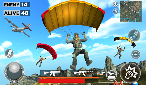 Free Battle Royale: Battleground Survival 2 screenshots 16