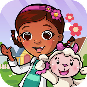Surprise toy doctor. Hospital little doc for PC