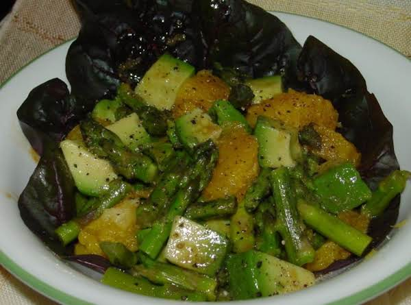 Green And Gold Salad Recipe