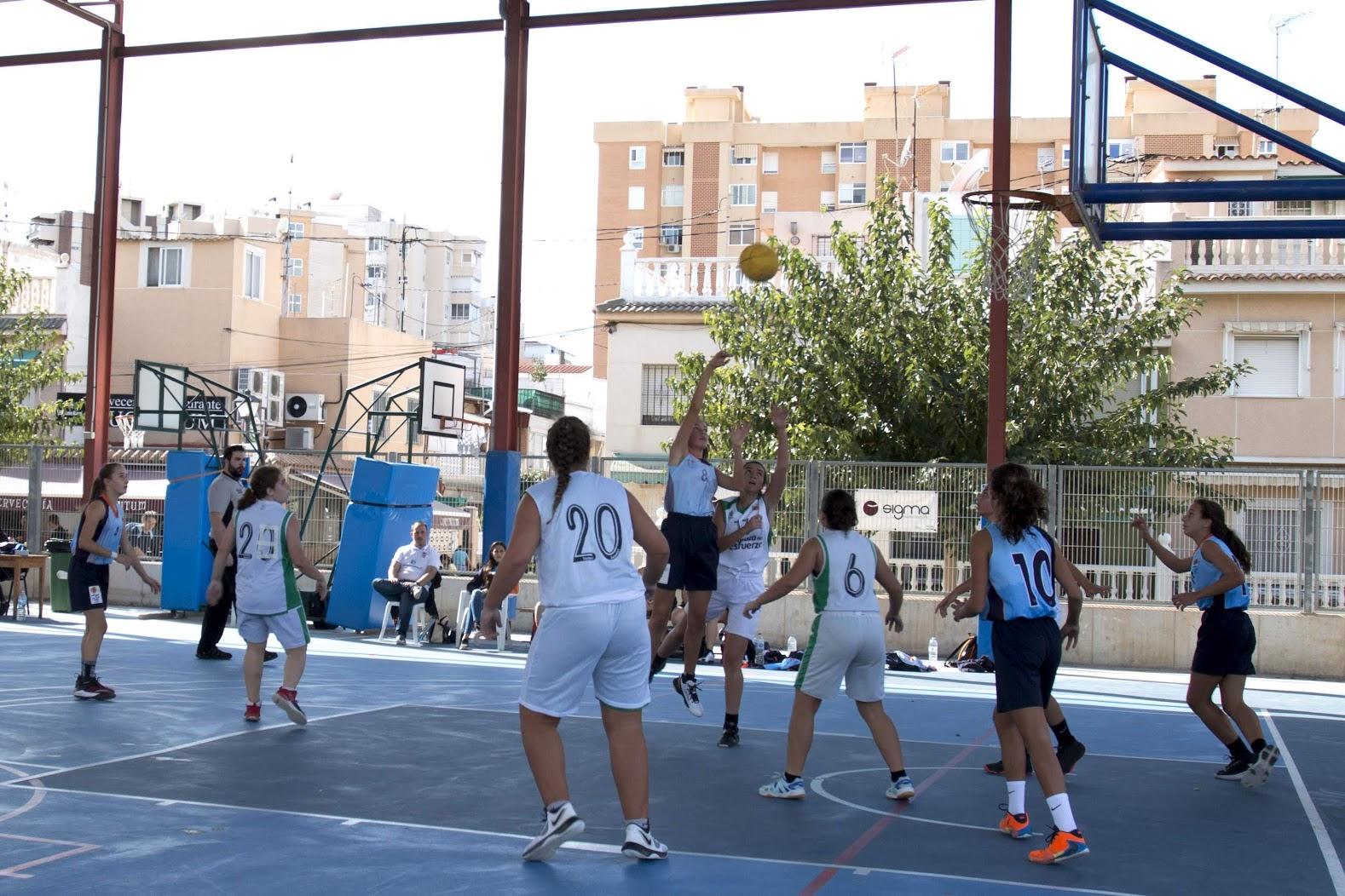 Más baloncesto este fin de semana