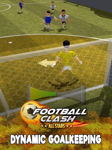Football Clash: All Stars 2.0.15s screenshots 9