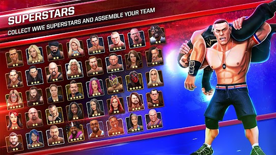 WWE Mayhem Mod APK (Unlimited Gold, Unlock) 1.31.145 for Android 4