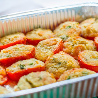 Beefsteak Tomato Gratin.