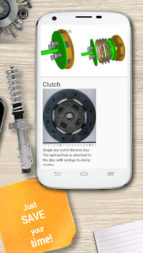 Auto parts. Automotive technologies 1.0.7 screenshots 2