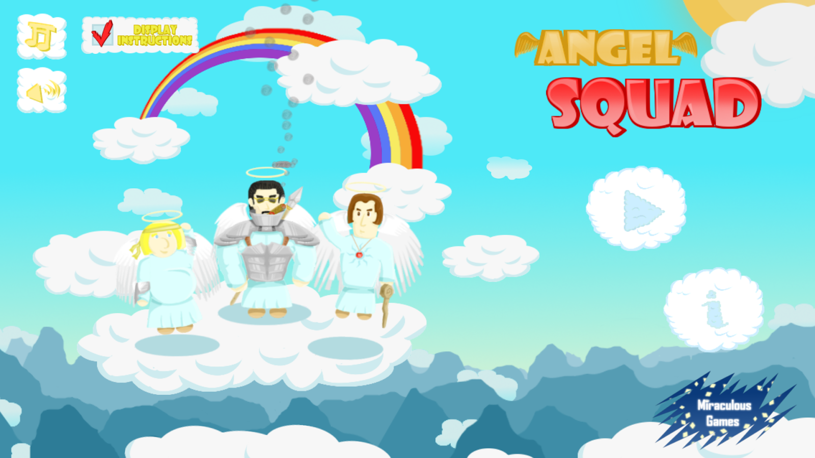 Angel Squad- screenshot