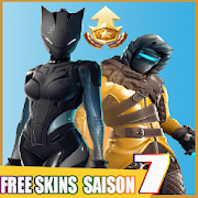 Free Skins for Battle Royale SAISON 7