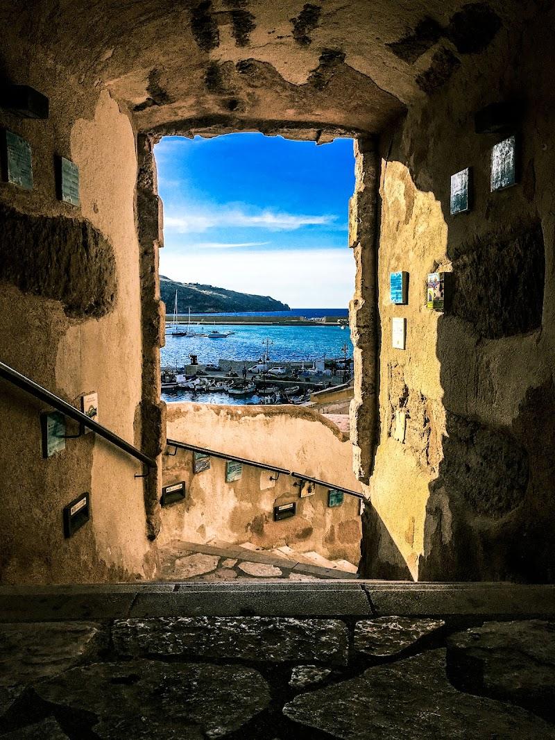 La porta di Castellamare di vitoparisi