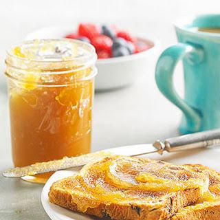 Caramel Apple Jam.