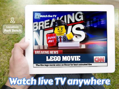 3 MobiTV - Watch TV Live App screenshot