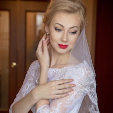 Wedding photographer Aleksandr Ilyushkin (Sanchez74). Photo of 18.01.2018