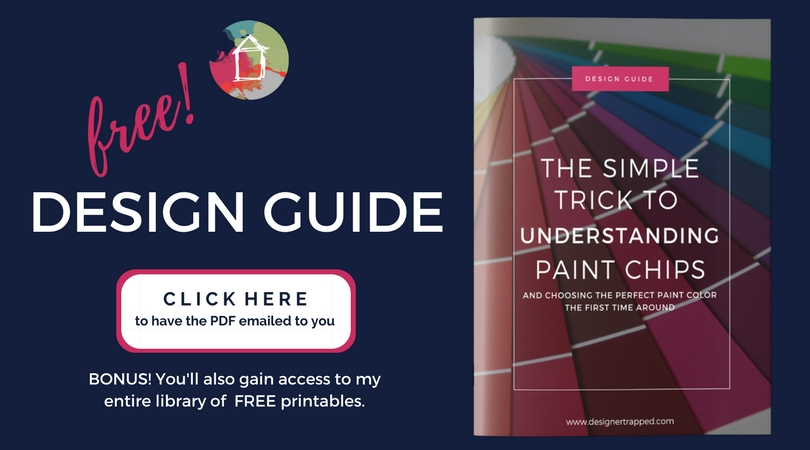 Download this free guide that will teach you the simple trick to understanding paint chips now!